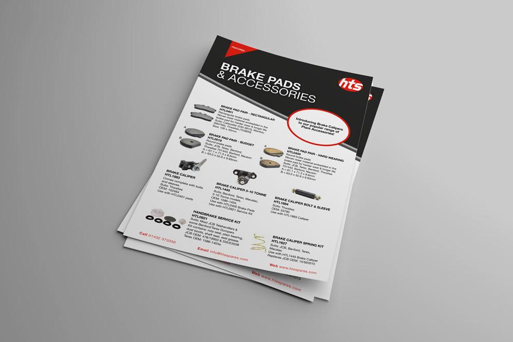 Brake Pads & Accessories