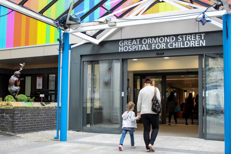 Fundraising for Great Ormond Street Hospital Charity!