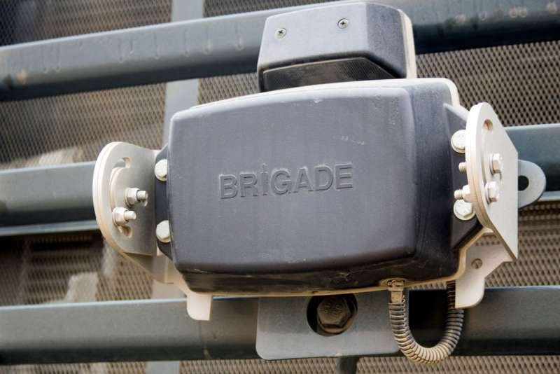 Backsense: All you Need to Know about the Brigade Safety System