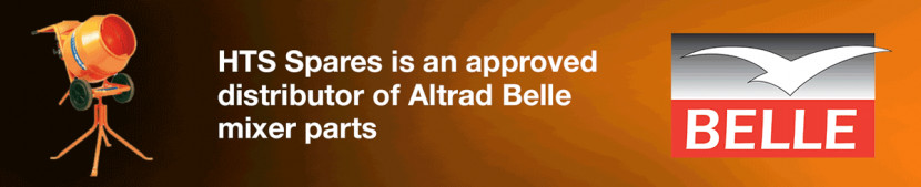 HTS Spares is an approved distributor of Altrad Belle mixer parts