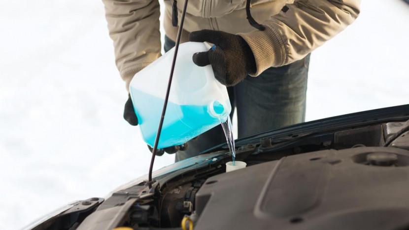 Antifreeze Blue