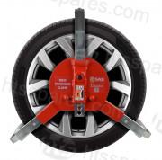 Wheelclamp