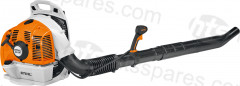 Stihl Br430 Backpack Blower Parts