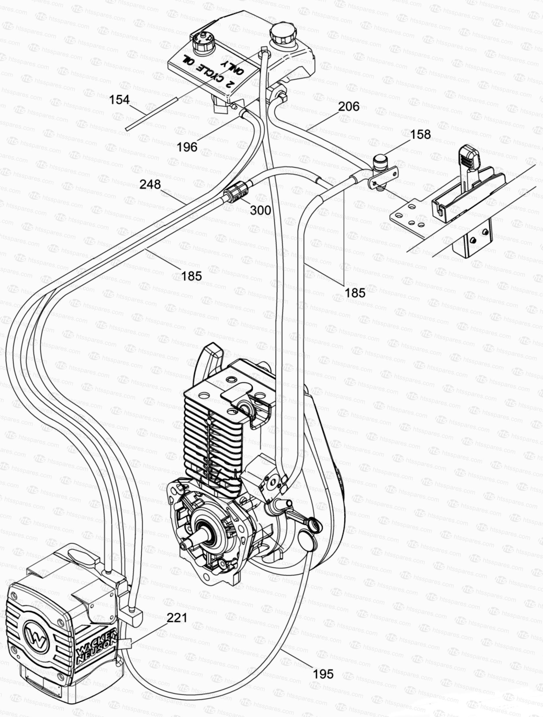 oil hose oil hose diagram sea-doo spx oil hose diagram #23