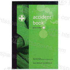 A4 Accident Reporting Book (SLFAD2182)