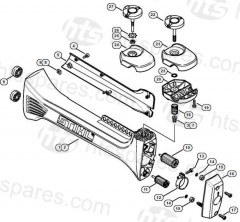 Stihl Fs410C-em Brushcutter Parts