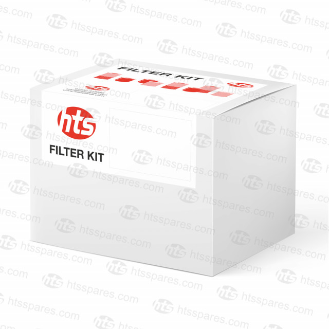 Kubota Kx080-4 Filter Kit 500Hr
