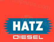 Hatz 1B40, 1b50 Injector Pipe oem number: 02022901 (HEN0719)