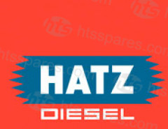 Hatz 1D81 Injection Pump (HEN1035)