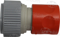 "COUPLING SLEEVE 3/4"" - GENUINE (HDC0807)"