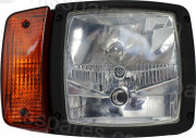 JCB HEADLAMP L/H (HEL0203)
