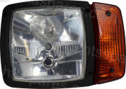 JCB HEADLAMP R/H (HEL0204)