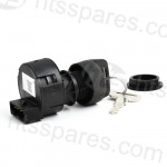 Terex JCB Style Ignition Switch (HEL0224)