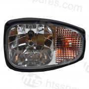 JCB Style Headlamp L/H OEM;700/50192 (HEL0402)