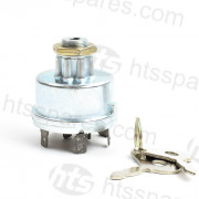Lucas Type Radial Ignition Switch - 5 Pin (HEL0525)