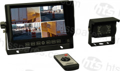 "7"" ICON QUAD REVERSING CAMERA KIT"