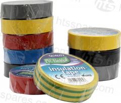 INSULATION TAPE ASSORTED (10PK) (HEL1557)