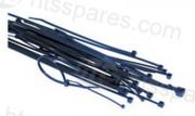 GENERAL USE CABLE TIES - BLACK (HEL1562)