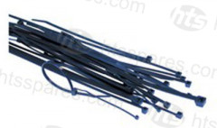 GENERAL USE CABLE TIES - BLACK (HEL1562)