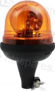Amber Spigot Rotating Beacon (HEL1631)
