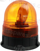 Amber 1 Bolt Rotating Beacon (HEL1636)