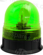 Green 1 Bolt Rotating Beacon (HEL1671)