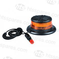 Micro LED Amber Beacon - Magnetic (HEL1834)