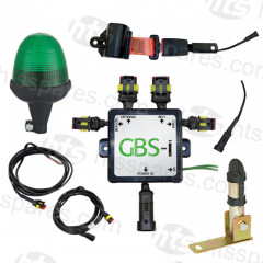 HEL2014 Green beacon kit
