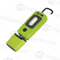 LED Re-Chargable Torch Small HEL2025