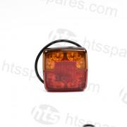 LED Rear Combination Lamp Suit Mecalac OEM;t156013 (HEL2569)