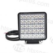 30W LED Worklamp Square c/w Switch (HEL2571)