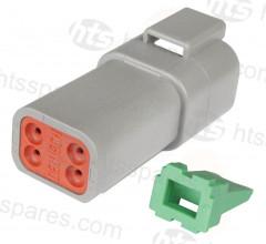 HEL2850 Deutsch Plug