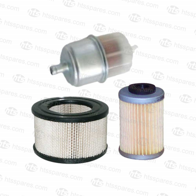 MBR71 Service Kit (Air, Oil & Fuel Filters)