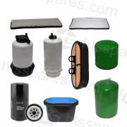 JCB 444Ta418L1 2014 > Filter Kit - 1000Hr (1 X Oil, 2 X Fuel, 2 X Air, 2 X Cabin, 1 X Hydraulic, 1 X Transmission) (HFK0335)