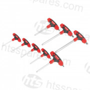 T Handle Hex Set (2-10mm)