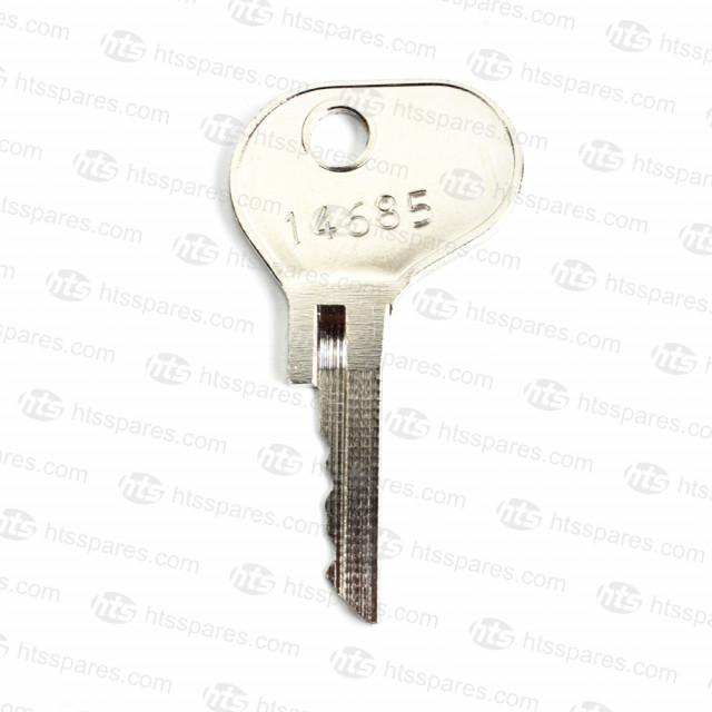 14685 Key Bomag Vibromax Wacker Rammax (HKY0012)