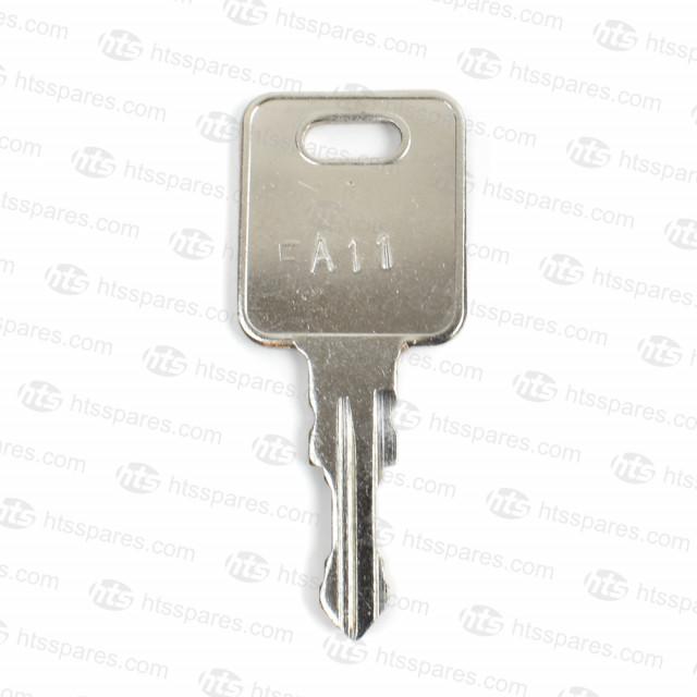 Fa11 Key OEM; 334/d7450 JCB Style Adble (HKY0132)