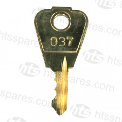 037 Merlo Telehandler Boom Lock Out Key (HKY0165)