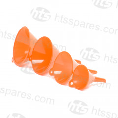 Round Funnel Set 50-120mm (HOL0406)