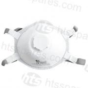 Molded Valved Respirator Mask FFP3 (HSP0898)