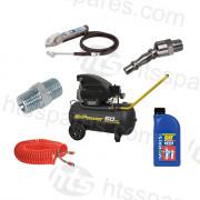 HPA0021 Air Comp kit