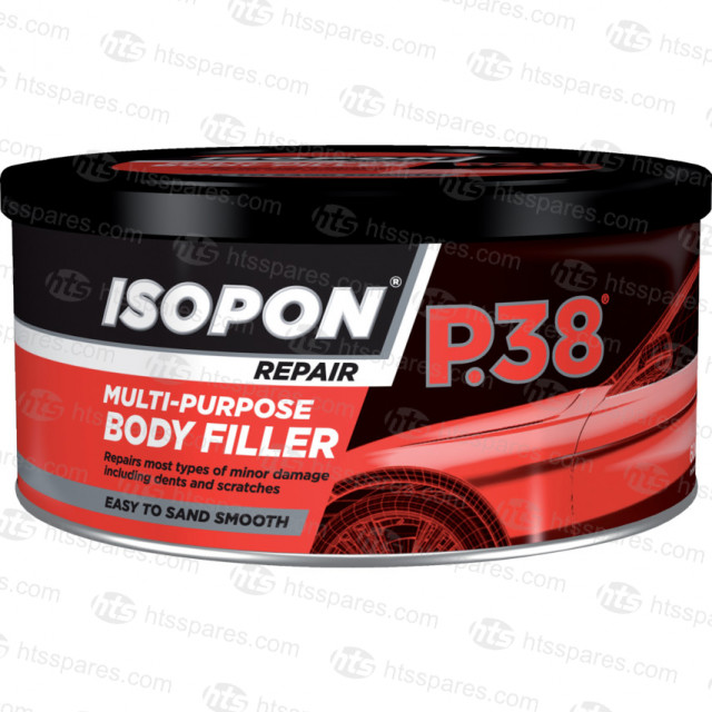 Isopon P38 Body Filler 600ml