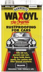 Wax Oil Black 5 Litre (HRM0185)