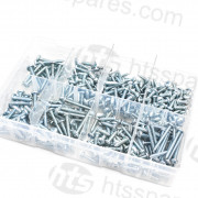 Self Tapping Screws Pzd Pan Head Sizes 8-12 (HRM0204)