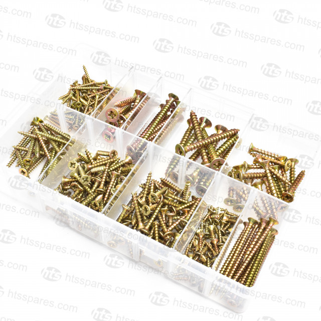 Classic 'solo' Screws Pzd Countersunk Head (HRM0250)