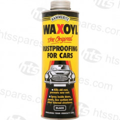 Waxoyl Black 1 Litre