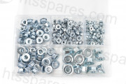 Metric Serrated Flange Nuts (HRM0531)