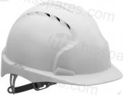 White Site Helmet (HSP0173)