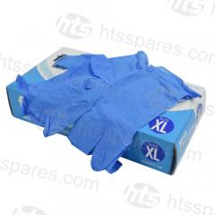 Blue Nitrile Gloves XL 100Pk (HSP0803)
