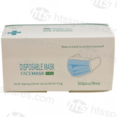 Disposable 3 Ply Face Mask 50 Pack (HSP1161)